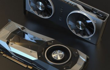 Ray tracing graphics cards